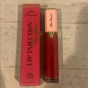 Lip Injection Lip Gloss by Too Faced